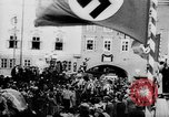 Image of German Anschluss occupation of cities Austria, 1938, second 3 stock footage video 65675050932