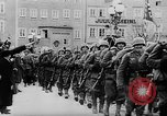 Image of German Anschluss occupation of cities Austria, 1938, second 6 stock footage video 65675050932