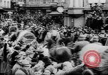 Image of German Anschluss occupation of cities Austria, 1938, second 9 stock footage video 65675050932