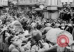 Image of German Anschluss occupation of cities Austria, 1938, second 10 stock footage video 65675050932