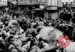 Image of German Anschluss occupation of cities Austria, 1938, second 11 stock footage video 65675050932