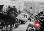 Image of German Anschluss occupation of cities Austria, 1938, second 13 stock footage video 65675050932