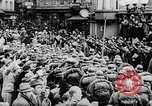 Image of German Anschluss occupation of cities Austria, 1938, second 17 stock footage video 65675050932
