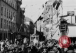 Image of German Anschluss occupation of cities Austria, 1938, second 19 stock footage video 65675050932