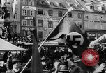 Image of German Anschluss occupation of cities Austria, 1938, second 23 stock footage video 65675050932