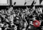Image of German Anschluss occupation of cities Austria, 1938, second 25 stock footage video 65675050932