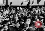 Image of German Anschluss occupation of cities Austria, 1938, second 26 stock footage video 65675050932