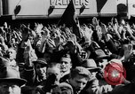 Image of German Anschluss occupation of cities Austria, 1938, second 27 stock footage video 65675050932