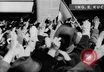 Image of German Anschluss occupation of cities Austria, 1938, second 34 stock footage video 65675050932