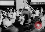 Image of German Anschluss occupation of cities Austria, 1938, second 35 stock footage video 65675050932