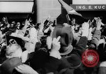 Image of German Anschluss occupation of cities Austria, 1938, second 36 stock footage video 65675050932