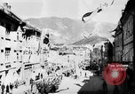 Image of The Anschluss (German occupation) Villach Austria, 1938, second 1 stock footage video 65675050933