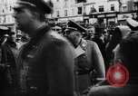 Image of Hitler in Linz during German Anschluss Linz Austria, 1938, second 8 stock footage video 65675050934