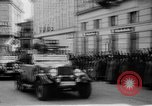 Image of Hitler in Linz during German Anschluss Linz Austria, 1938, second 23 stock footage video 65675050934