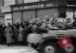Image of Hitler in Linz during German Anschluss Linz Austria, 1938, second 28 stock footage video 65675050934