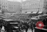 Image of Hitler in Linz during German Anschluss Linz Austria, 1938, second 30 stock footage video 65675050934
