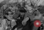 Image of German soldiers greeted by Austrians during Anschluss Austria, 1938, second 1 stock footage video 65675050939