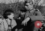 Image of German soldiers greeted by Austrians during Anschluss Austria, 1938, second 3 stock footage video 65675050939