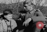Image of German soldiers greeted by Austrians during Anschluss Austria, 1938, second 6 stock footage video 65675050939