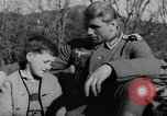Image of German soldiers greeted by Austrians during Anschluss Austria, 1938, second 7 stock footage video 65675050939