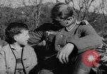 Image of German soldiers greeted by Austrians during Anschluss Austria, 1938, second 11 stock footage video 65675050939