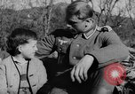 Image of German soldiers greeted by Austrians during Anschluss Austria, 1938, second 13 stock footage video 65675050939