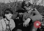 Image of German soldiers greeted by Austrians during Anschluss Austria, 1938, second 15 stock footage video 65675050939