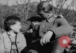 Image of German soldiers greeted by Austrians during Anschluss Austria, 1938, second 17 stock footage video 65675050939