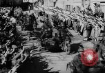 Image of German soldiers greeted by Austrians during Anschluss Austria, 1938, second 23 stock footage video 65675050939