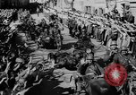 Image of German soldiers greeted by Austrians during Anschluss Austria, 1938, second 25 stock footage video 65675050939