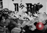 Image of German soldiers greeted by Austrians during Anschluss Austria, 1938, second 40 stock footage video 65675050939