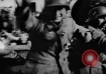 Image of German soldiers greeted by Austrians during Anschluss Austria, 1938, second 41 stock footage video 65675050939