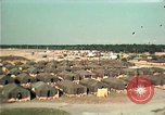 Image of Vietnamese refugee encampment in Florida Florida United States USA, 1975, second 1 stock footage video 65675050951