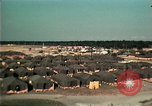 Image of Vietnamese refugee encampment in Florida Florida United States USA, 1975, second 2 stock footage video 65675050951