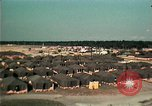 Image of Vietnamese refugee encampment in Florida Florida United States USA, 1975, second 3 stock footage video 65675050951