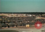 Image of Vietnamese refugee encampment in Florida Florida United States USA, 1975, second 6 stock footage video 65675050951