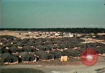 Image of Vietnamese refugee encampment in Florida Florida United States USA, 1975, second 12 stock footage video 65675050951