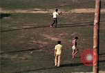Image of Vietnamese refugee encampment in Florida Florida United States USA, 1975, second 42 stock footage video 65675050951