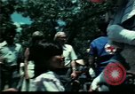 Image of Clown entertains Vietnamese refugee children Florida United States USA, 1975, second 46 stock footage video 65675050952