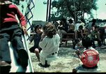Image of Vietnamese refugee children play Florida United States USA, 1975, second 3 stock footage video 65675050953