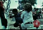 Image of Vietnamese refugee children play Florida United States USA, 1975, second 16 stock footage video 65675050953
