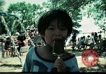 Image of Vietnamese refugee children play Florida United States USA, 1975, second 20 stock footage video 65675050953