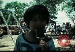 Image of Vietnamese refugee children play Florida United States USA, 1975, second 21 stock footage video 65675050953