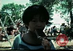 Image of Vietnamese refugee children play Florida United States USA, 1975, second 25 stock footage video 65675050953