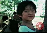 Image of Vietnamese refugee children play Florida United States USA, 1975, second 27 stock footage video 65675050953