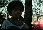 Image of Vietnamese refugee children play Florida United States USA, 1975, second 29 stock footage video 65675050953