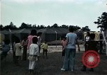 Image of Vietnamese refugee children play Florida United States USA, 1975, second 42 stock footage video 65675050953
