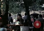 Image of chaplain speaks to Vietnamese refugees United States USA, 1975, second 35 stock footage video 65675050954