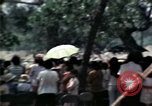 Image of chaplain speaks to Vietnamese refugees United States USA, 1975, second 40 stock footage video 65675050954