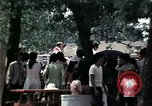Image of chaplain speaks to Vietnamese refugees United States USA, 1975, second 45 stock footage video 65675050954